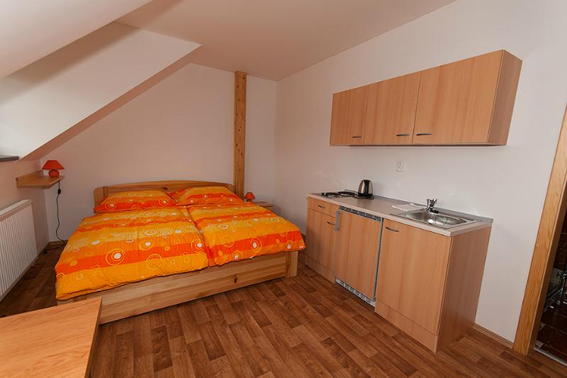 Apartmán Přilba